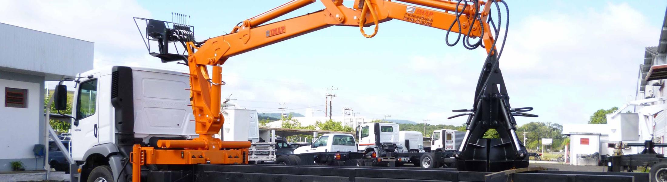 ARS Guindastes - Fabricação e Manutenção de Equipamentos Hidráulicos